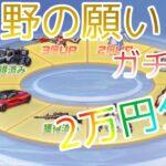 【荒野行動】荒野の願いガチャ2万円分引いてみた!