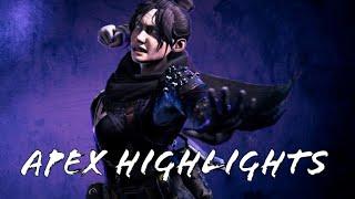 【Apex Legends】高感度PADプレイヤーによるキル集